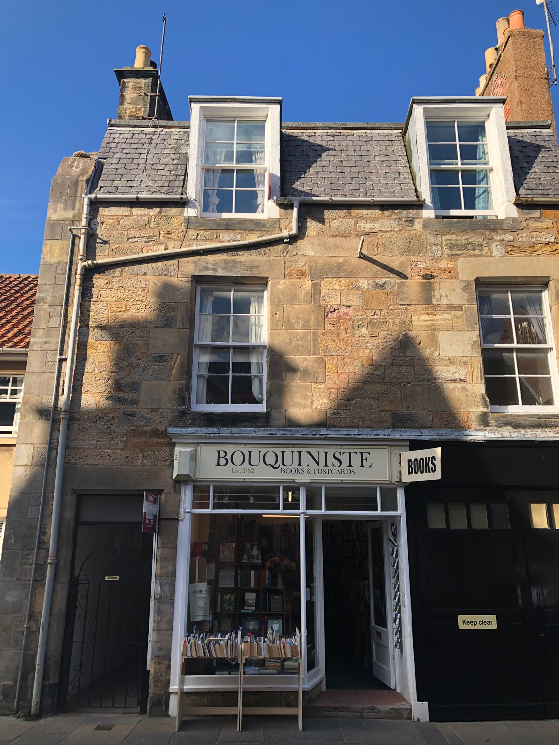 Bouquiniste Bookstore
